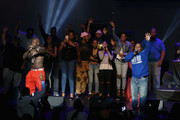 Naughty by Nature performs onstage during Finding Ashley Stewart 2018 at Kings Theatre on September 15, 2018 in Brooklyn, New York.