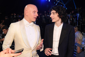 Finn Wolfhard 26th Annual Screen Actors Guild Awards - Inside