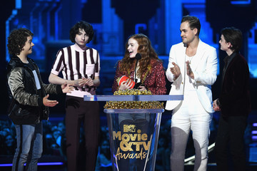 Finn Wolfhard 2018 MTV Movie And TV Awards - Show
