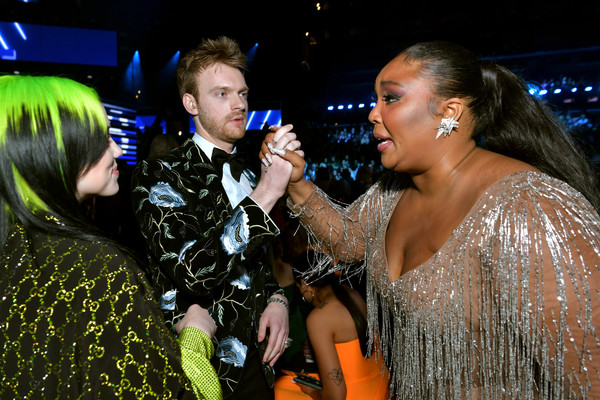 62nd Annual GRAMMY Awards - Inside