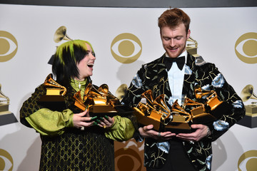Finneas O'Connell 62nd Annual GRAMMY Awards – Press Room
