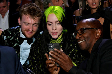 Finneas O'Connell 62nd Annual GRAMMY Awards - Inside
