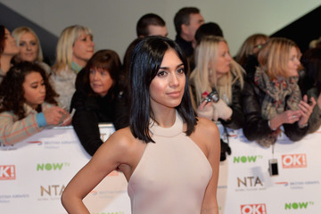 Fiona Wade National Television Awards - Red Carpet Arrivals