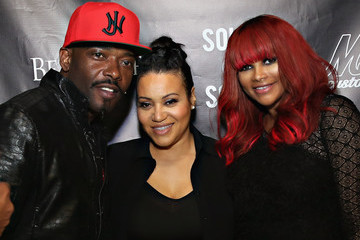 treach wife cicely evans