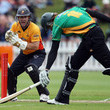 Chris Nevin Firebirds v Stags - HRV Cup T20
