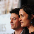 Carrie-Anne Moss and Steven Roy Photos