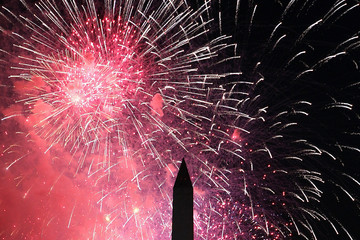 Fireworks A Capitol Fourth 2014 Independence Day Concert