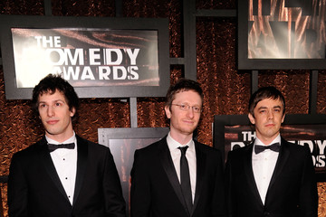 Andy Samberg Jorma Taccone The First Annual Comedy Awards - Arrivals
