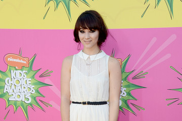 Fivel Stewart Nickelodeon's 26th Annual Kids' Choice Awards - Arrivals