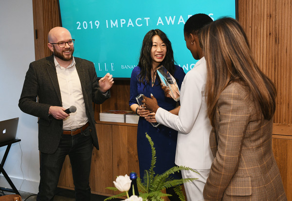 ELLE & INCO 2019 Impact Awards In Partnership With Banana Republic