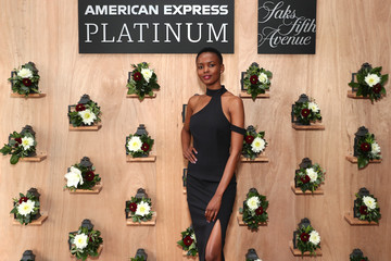 Flaviana Matata Saks And American Express Platinum Celebrate The Shop Saks With Platinum Benefit Launch With A Summer Soiree At The NoMad Rooftop