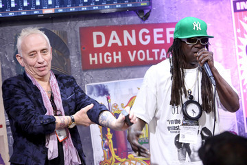 Flavor Flav The 2018 NAMM Show Opening Day
