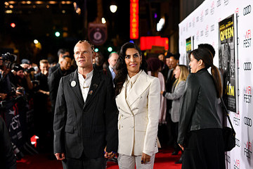 Flea AFI FEST 2019 Presented By Audi – 'Queen And Slim' Premiere – Red Carpet
