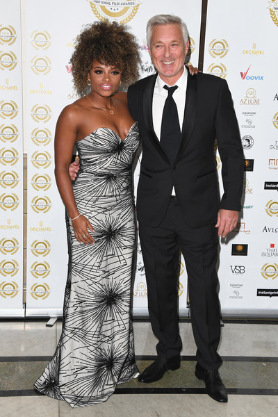 Fleur East Photos Photos National Film Awards Uk Red Carpet