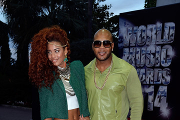 Flo Rida Arrivals at the World Music Awards