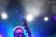 Flogging Molly Performs in Concert - New York, New York