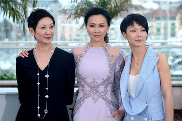 Flora Lau 'Bends' Photo Call in Cannes
