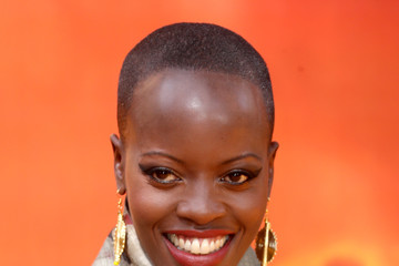 Florence Kasumba 'The Lion King' European Premiere - Red Carpet Arrivals
