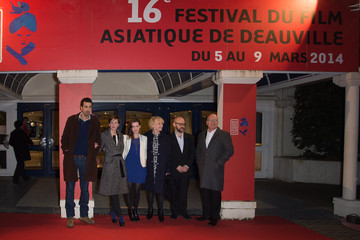 Florence Loiret Caille Deauville Asian Film Festival Opening Ceremony