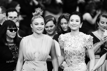 Florence Pugh Alternative View - The 72nd Annual Cannes Film Festival