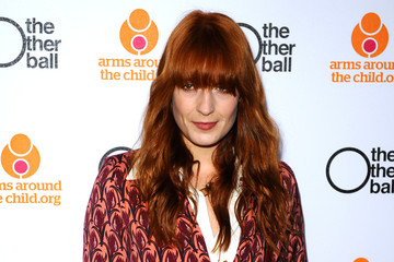 Florence Welch Arrivals at the Other Ball