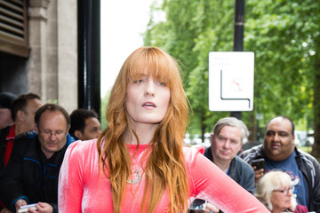 Florence Welch Ivor Novello Awards - Red Carpet Arrivals