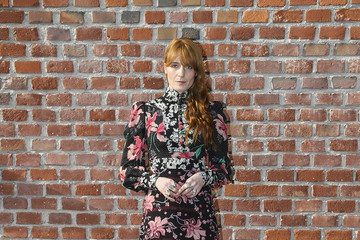 Florence Welch Gucci - Arrivals - Milan Fashion Week Fall/Winter 2017/18