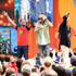 """Brian Kelly Florida Georgia Line Photos - Florida Georgia Line & Nelly Perform On ABC's """"Good Morning America"""" at Rumsey Playfield, Central Park on May 26, 2017 in New York City. - Florida Georgia Line & Nelly Perform on ABC's """"Good Morning America"""""""