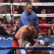 Floyd Mayweather Jr. and Marcos Maidana Photos