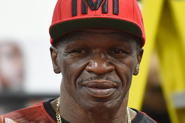 Floyd Mayweather Sr Floyd Mayweather Jr. Media Workout
