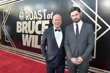 Flula Borg Comedy Central Roast Of Bruce Willis - Red Carpet