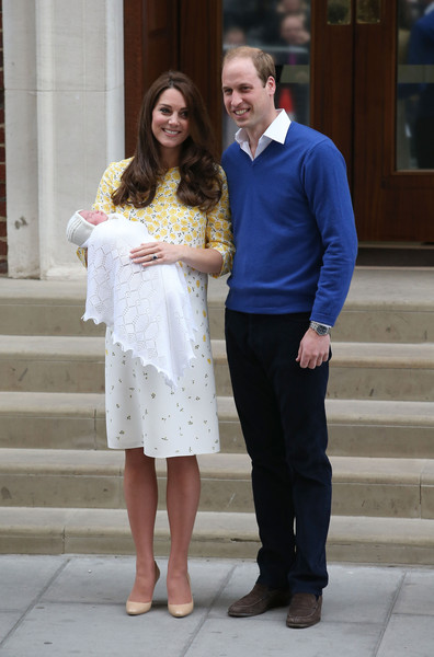 In Focus: Royal Baby Girl Born! A Princess For Britain