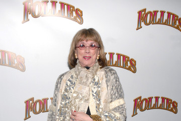 "Phyllis Newman ""Follies"" Broadway Opening Night"