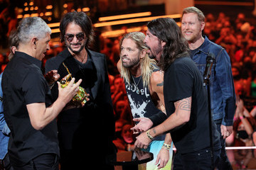 Foo Fighters 2021 MTV Video Music Awards - Show
