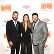 Adam Richman and Eden Grinsphan Photos