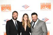 Adam Richman and Eden Grinsphan Photos Photo