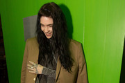 Producer Grimes attends The Food Salon, a gathering of thought leaders in art, design, music, film, TV, and food presented by Questlove and powered by Dell, took place on Friday, February 6, 2015 at the private home of CAA agent Brian Loucks in Studio City.