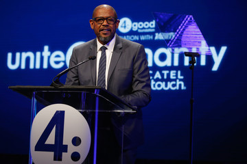 Forest Whitaker 2nd Annual unite4:humanity Presented By ALCATEL ONETOUCH - Show