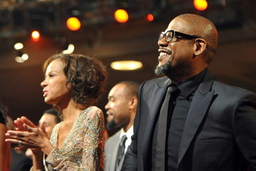 Forest Whitaker Keisha Whitaker 45th NAACP Image Awards Presented By TV One - Backstage And Audience