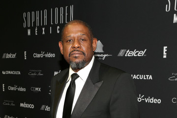 Forest Whitaker Sophia Loren's 80th Birthday Celebration At The Museo Soumaya In Mexico City, Mexico
