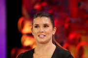 Danica Patrick speaks onstage at the Fortune Most Powerful Women Summit 2018 at Ritz Carlton Hotel on October 2, 2018 in Laguna Niguel, California.