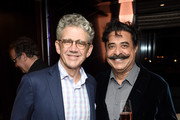 Allen Smith and Shahid Khan attend the Four Seasons Pop Down Miami on December 7, 2018 in Miami, Florida.