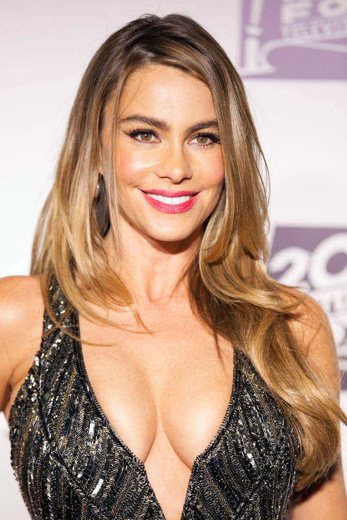 Sofia Vergara Photos Arrivals At Fox And FXs