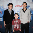 Justin Berfield and Benjamin Stockham Photos