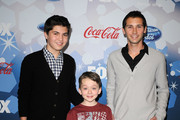 Justin Berfield and Benjamin Stockham Photos Photo