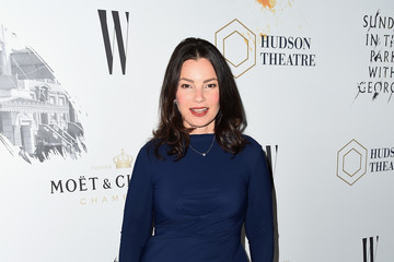 Fran Drescher Moet & Chandon Celebrates The Hudson Theatre Reopening With Jake Gyllenhaal & Annaleigh Ashford