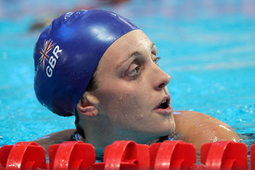 Fran Halsall Swimming - 16th FINA World Championships: Day Fifteen