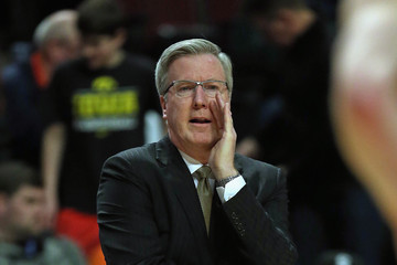 Fran McCaffery Big Ten Basketball Tournament: Second Round