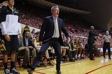 Fran McCaffery Iowa v Indiana