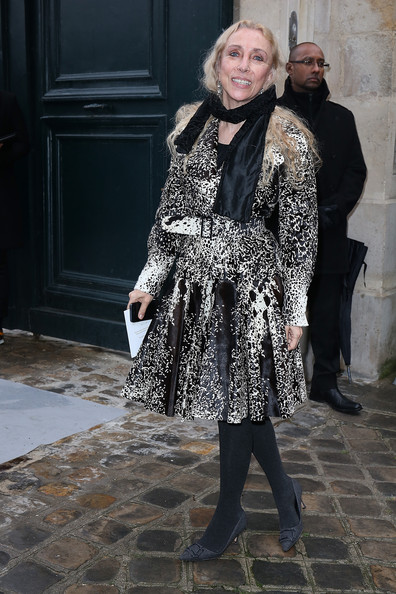 Arrivals at the Christian Dior Show